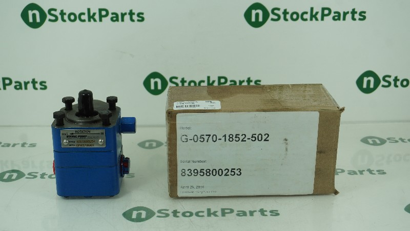 VIKING PUMP : In Stock Parts, Your Global Parts Resource