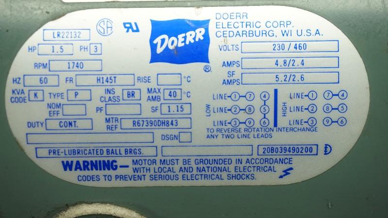 Doerr Lr22132 ManualNetlify